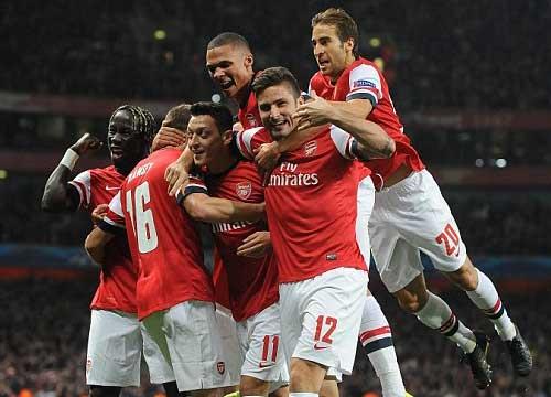 Arsenal: Mơ cánh diều bay xa - 2