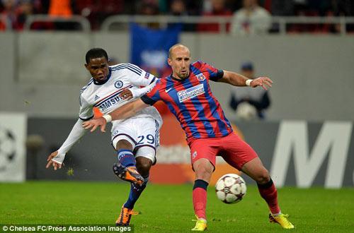 Chelsea đại thắng, Mourinho nổ tưng bừng - 5