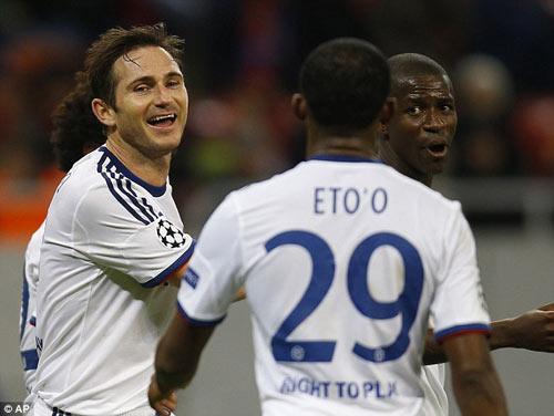 Chelsea đại thắng, Mourinho nổ tưng bừng - 6