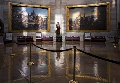 Phản ứng dân Mỹ ngày đầu chính phủ đóng cửa - 5