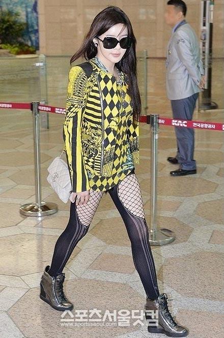 Fan Hàn phát sốt vì bản sao Miranda Kerr - 9