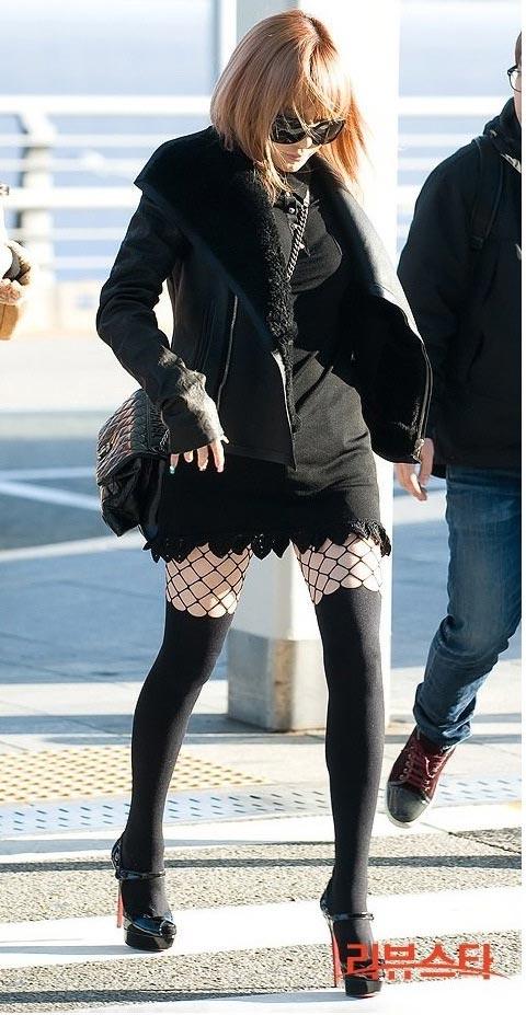Fan Hàn phát sốt vì bản sao Miranda Kerr - 12