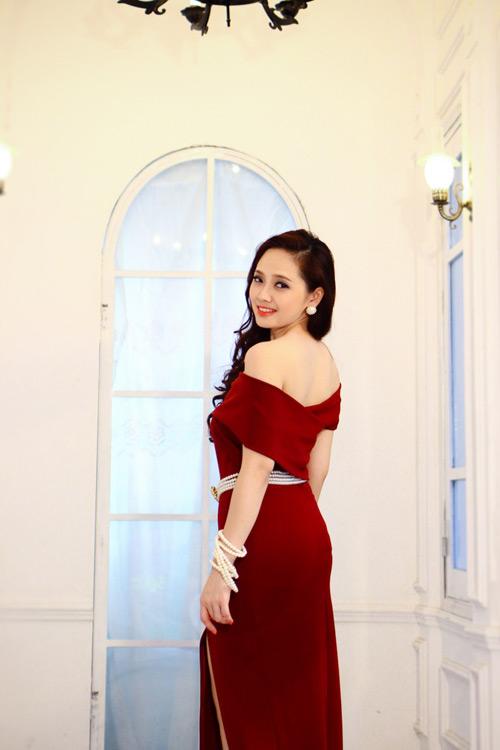 Mặc đẹp như Ngọc Trang khúc giao mùa - 10