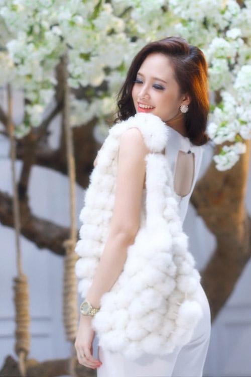 Mặc đẹp như Ngọc Trang khúc giao mùa - 2