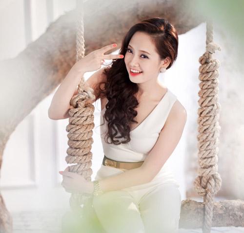 Mặc đẹp như Ngọc Trang khúc giao mùa - 5