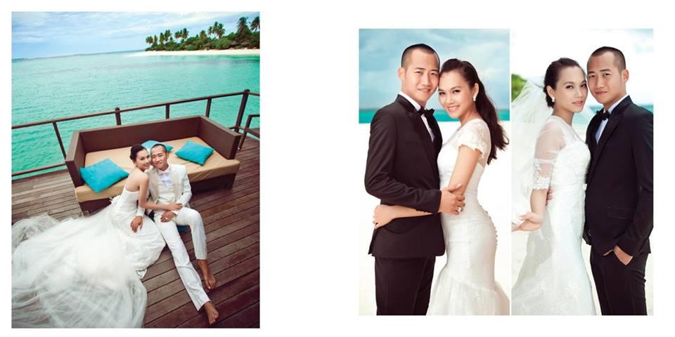 Trọn bộ ảnh cưới như mơ của Ngọc Thạch - 1