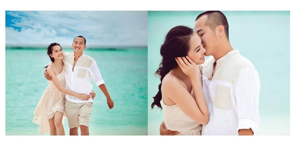 Trọn bộ ảnh cưới như mơ của Ngọc Thạch - 19