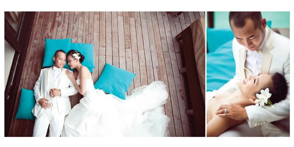 Trọn bộ ảnh cưới như mơ của Ngọc Thạch - 4