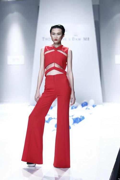 Huyền Trang, Hoàng Thùy, Trà My hội ngộ - 10