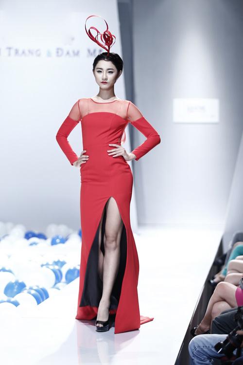 Huyền Trang, Hoàng Thùy, Trà My hội ngộ - 13