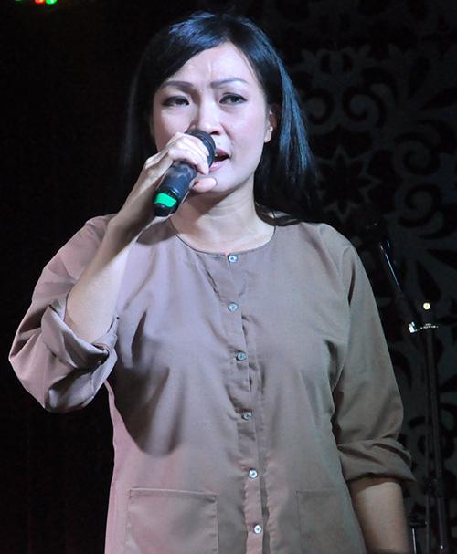 """Phương Thanh thử """"ngất"""" trong tay Quang Lê - 5"""
