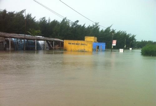 8 người chết, 199 người bị thương do bão số 10 - 2