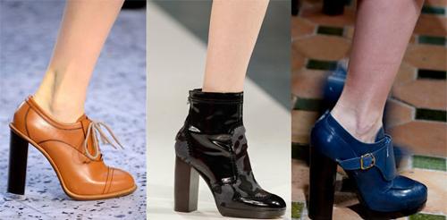 Vào Thu, hãy sắm ngay đôi ankle boots! - 6