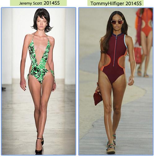 Xu hướng áo tắm 2014 cực kỳ hút khách - 1