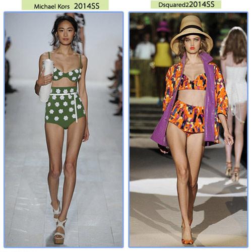 Xu hướng áo tắm 2014 cực kỳ hút khách - 4