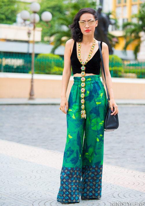 Sành như stylist gốc Việt của Rihanna - 13