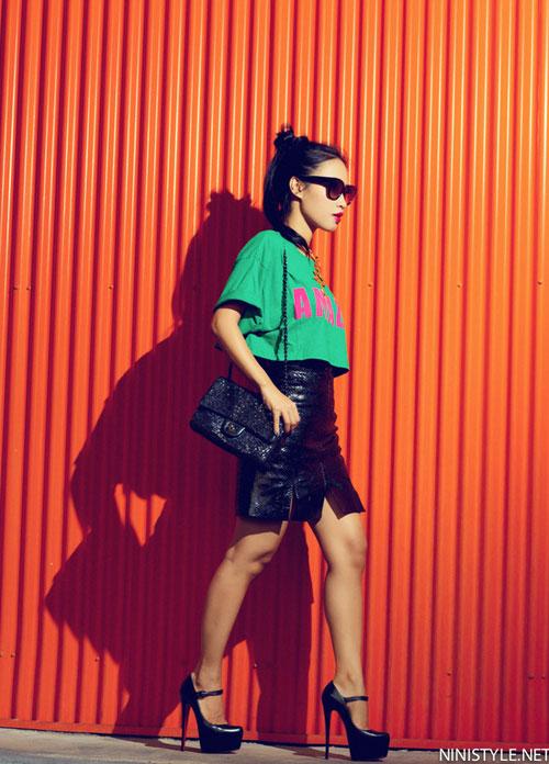 Sành như stylist gốc Việt của Rihanna - 6