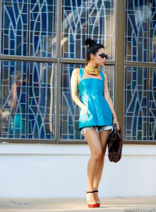 Sành như stylist gốc Việt của Rihanna - 7