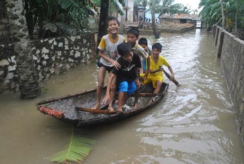 Cảnh tan hoang sau vụ vỡ 2 hồ đập ở Thanh Hóa - 11