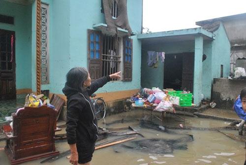 Cảnh tan hoang sau vụ vỡ 2 hồ đập ở Thanh Hóa - 12