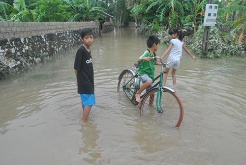 Cảnh tan hoang sau vụ vỡ 2 hồ đập ở Thanh Hóa - 15