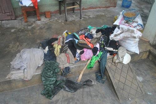 Cảnh tan hoang sau vụ vỡ 2 hồ đập ở Thanh Hóa - 5