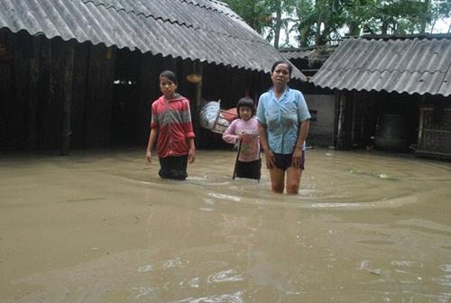 Cảnh tan hoang sau vụ vỡ 2 hồ đập ở Thanh Hóa - 8