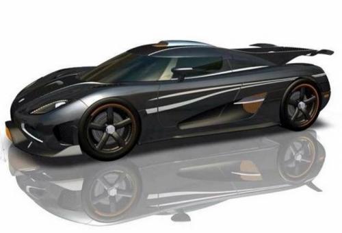 Koenigsegg One:1 sắp hạ bệ Bugatti Veyron - 1