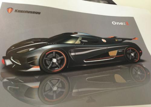 Koenigsegg One:1 sắp hạ bệ Bugatti Veyron - 4