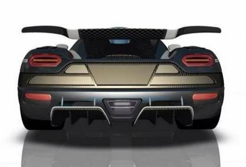 Koenigsegg One:1 sắp hạ bệ Bugatti Veyron - 5