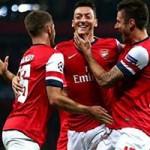 Bóng đá - Arsenal - Napoli: Thăng hoa cảm xúc