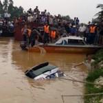 Tin tức trong ngày - Nghệ An: Tìm thấy thi thể Phó GĐ sở bị lũ cuốn