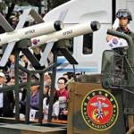 """Tin tức trong ngày - Hàn Quốc duyệt binh, Triều Tiên """"sôi máu"""""""
