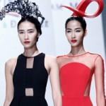Thời trang - Huyền Trang, Hoàng Thùy, Trà My hội ngộ
