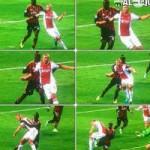 Bóng đá - Balotelli vật ngã đối thủ kiếm 11m như Pepe