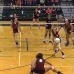 Thể thao - Dùng chân để chơi bóng chuyền
