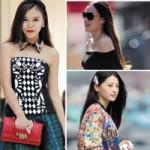 Thời trang - Những cô gái Thượng Hải xinh ngất ngây