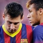 Bóng đá - Barca: Neymar chưa thể thay Messi