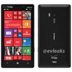 Thời trang Hi-tech - Nokia Lumia 929 đen và trắng ra mắt tháng 11
