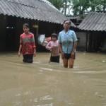 Tin tức trong ngày - Cảnh tan hoang sau vụ vỡ 2 hồ đập ở Thanh Hóa