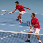 """Thể thao - Djokovic/Wawrinka """"song kiếm hợp bích"""" vào BK China Open"""