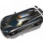 Ô tô - Xe máy - Koenigsegg One:1 sắp hạ bệ Bugatti Veyron