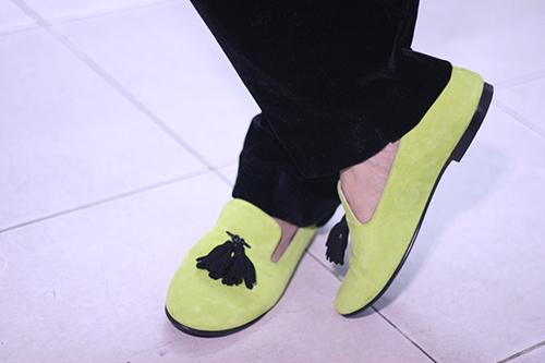 Mr Đàm diện giày nghìn đô mừng sinh nhật - 3