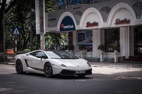"""Những siêu xe """"khủng"""" từng xuất hiện tại Hà Nội - 4"""