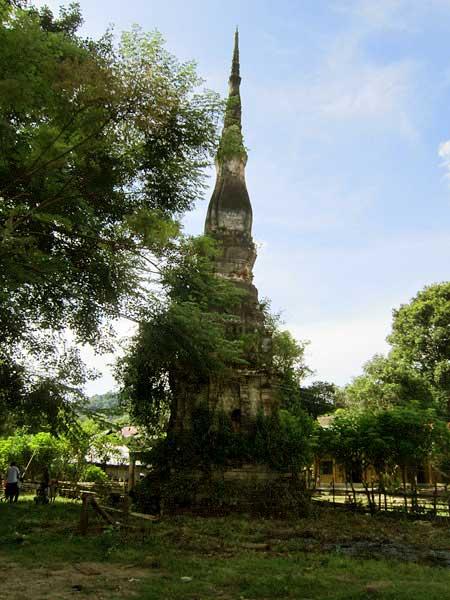 Nghệ An: Tháp cổ thành phế tích - 1