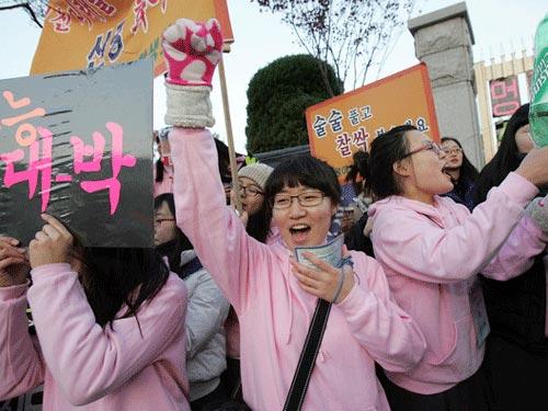 """Hàn Quốc: 18 trường học cho nữ sinh """"trót dại"""" - 1"""