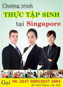 Chương trình thực tập sinh tại Singapore - 1
