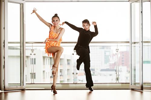 Cặp đôi triển vọng của dancesport Việt - 2
