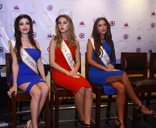 """Hà Anh """"lấn át"""" hoa hậu Miss Global - 6"""