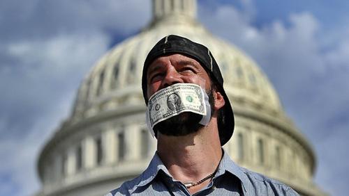 """Chính phủ Mỹ đóng cửa: Obama thành """"con tin"""" - 2"""